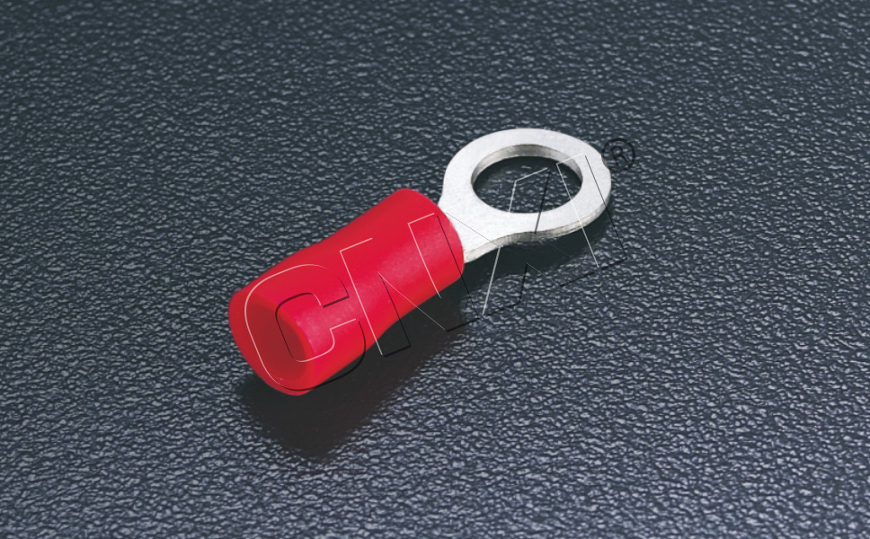 Insulated ring terminal HRV series (TO-JTK type)