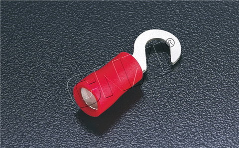 Double pressing type hook pre-insulated end HHD series (TJ-J
